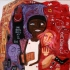 The Ordeal of Alice (inspired by Jacob Lawrence)